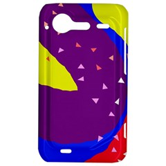 Optimistic abstraction HTC Incredible S Hardshell Case