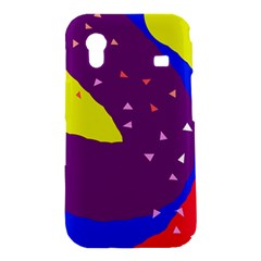 Optimistic abstraction Samsung Galaxy Ace S5830 Hardshell Case