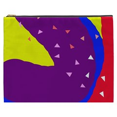 Optimistic abstraction Cosmetic Bag (XXXL)