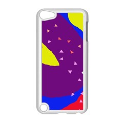 Optimistic abstraction Apple iPod Touch 5 Case (White)