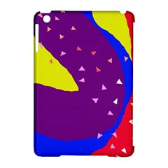 Optimistic abstraction Apple iPad Mini Hardshell Case (Compatible with Smart Cover)