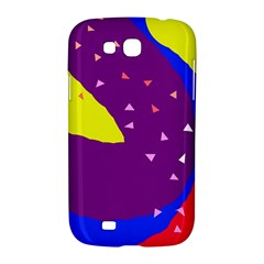 Optimistic abstraction Samsung Galaxy Grand GT-I9128 Hardshell Case