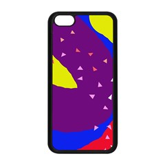 Optimistic abstraction Apple iPhone 5C Seamless Case (Black)