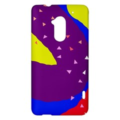 Optimistic abstraction HTC One Max (T6) Hardshell Case