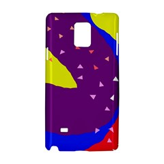 Optimistic Abstraction Samsung Galaxy Note 4 Hardshell Case