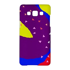 Optimistic abstraction Samsung Galaxy A5 Hardshell Case