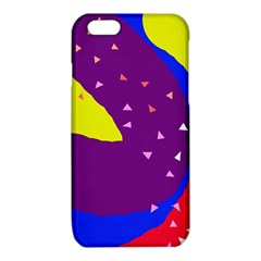 Optimistic abstraction iPhone 6/6S TPU Case