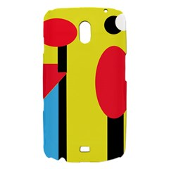 Abstract landscape Samsung Galaxy Nexus i9250 Hardshell Case