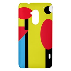 Abstract landscape HTC One Max (T6) Hardshell Case