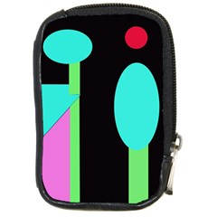 Abstract landscape Compact Camera Cases