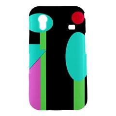 Abstract landscape Samsung Galaxy Ace S5830 Hardshell Case