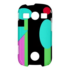 Abstract landscape Samsung Galaxy S7710 Xcover 2 Hardshell Case