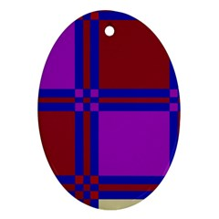 Deorative design Ornament (Oval)