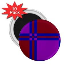 Deorative design 2.25  Magnets (10 pack)