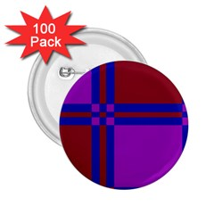 Deorative design 2.25  Buttons (100 pack)