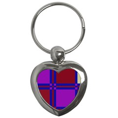 Deorative design Key Chains (Heart)