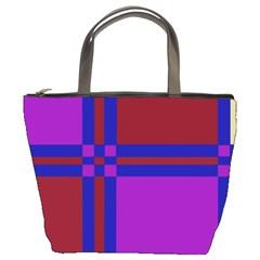 Deorative design Bucket Bags