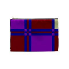 Deorative design Cosmetic Bag (Medium)