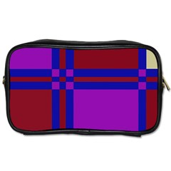 Deorative design Toiletries Bags 2-Side