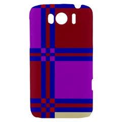Deorative design HTC Sensation XL Hardshell Case