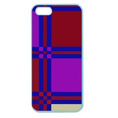 Deorative design Apple Seamless iPhone 5 Case (Color)