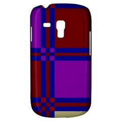 Deorative design Samsung Galaxy S3 MINI I8190 Hardshell Case