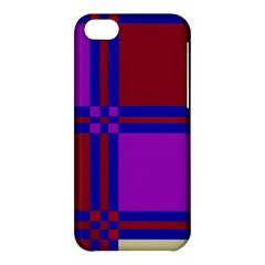 Deorative design Apple iPhone 5C Hardshell Case