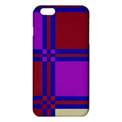 Deorative design iPhone 6 Plus/6S Plus TPU Case