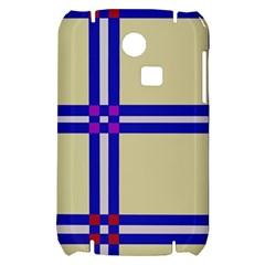 Elegant lines Samsung S3350 Hardshell Case