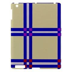 Elegant lines Apple iPad 3/4 Hardshell Case