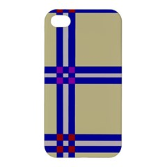 Elegant lines Apple iPhone 4/4S Premium Hardshell Case