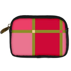 Red and green Digital Camera Cases