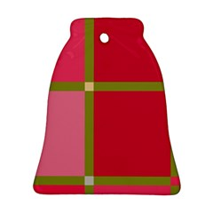 Red and green Ornament (Bell)