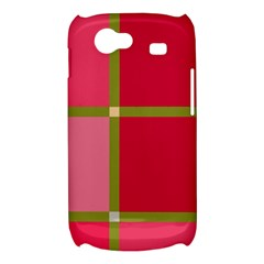Red and green Samsung Galaxy Nexus S i9020 Hardshell Case