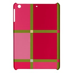 Red and green Apple iPad Mini Hardshell Case