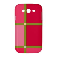 Red and green Samsung Galaxy Grand DUOS I9082 Hardshell Case