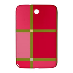 Red and green Samsung Galaxy Note 8.0 N5100 Hardshell Case
