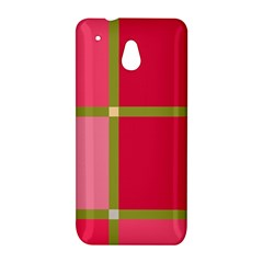 Red and green HTC One Mini (601e) M4 Hardshell Case