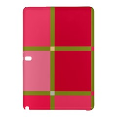 Red and green Samsung Galaxy Tab Pro 10.1 Hardshell Case