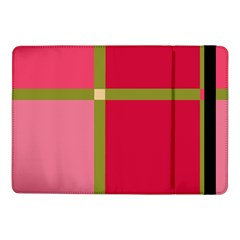 Red and green Samsung Galaxy Tab Pro 10.1  Flip Case