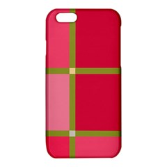 Red and green iPhone 6/6S TPU Case