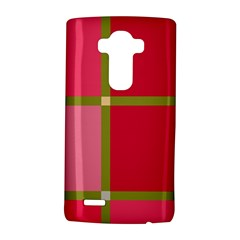 Red And Green Lg G4 Hardshell Case
