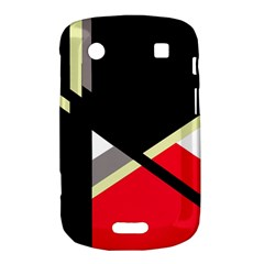Red and black abstraction Bold Touch 9900 9930