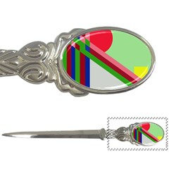 Decorative abstraction Letter Openers