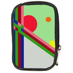Decorative abstraction Compact Camera Cases