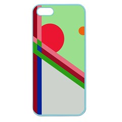 Decorative abstraction Apple Seamless iPhone 5 Case (Color)