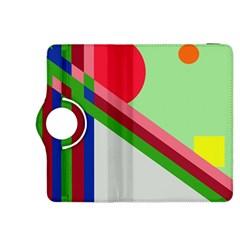 Decorative abstraction Kindle Fire HDX 8.9  Flip 360 Case