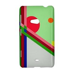 Decorative abstraction Nokia Lumia 625
