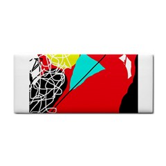 Colorful abstraction Hand Towel