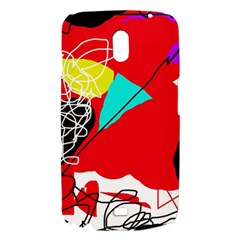 Colorful abstraction Samsung Galaxy Nexus i9250 Hardshell Case